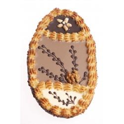 Mazurek jajko małe 300g