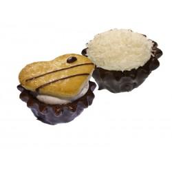 Babeczka kokosowa