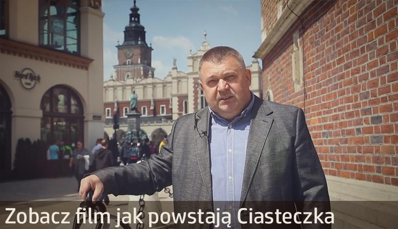 Jak powstają Ciasteczka z Krakowa
